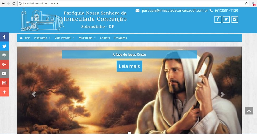 VISITE O NOSSO SITE OFICIAL - http://imaculadaconceicaodf.com.br/   - CLIQUE NA IMAGEM!