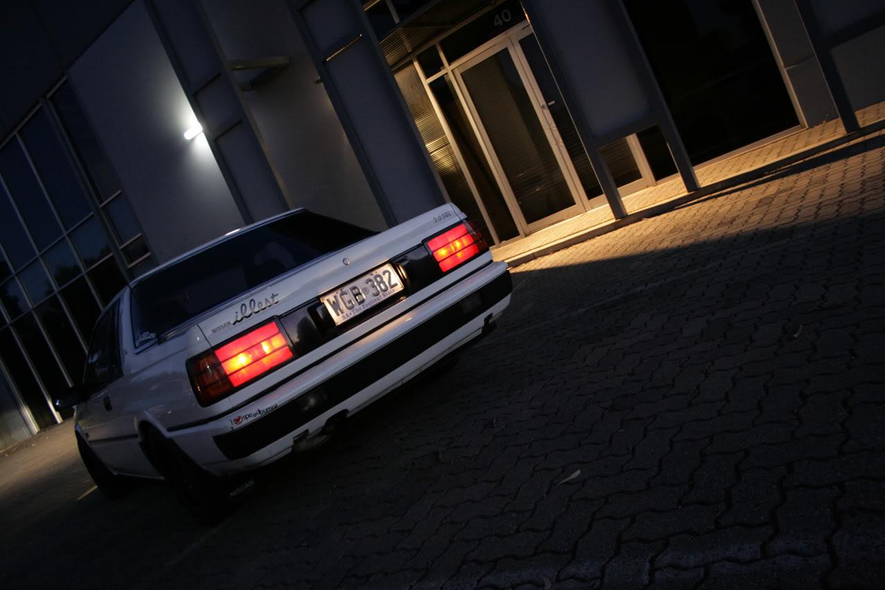 Nissan Gazelle S12 (Silvia / 200SX)