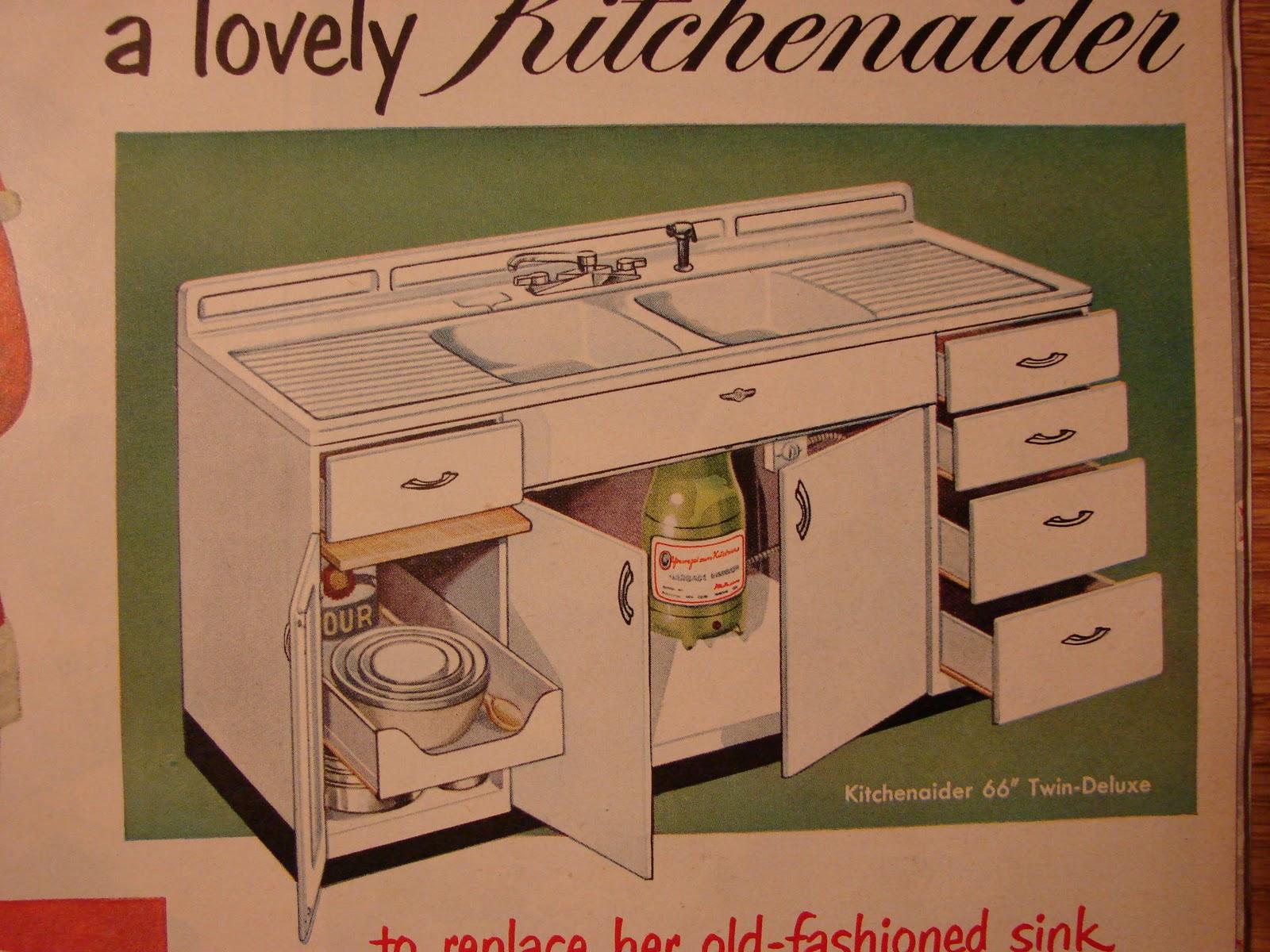 Http Retrorenovation Com Metal Kitchen Cabinets History Design Faq