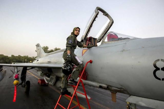 Juruterbang Wanita Tentera Udara Pakistan