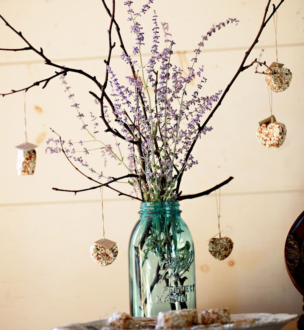 Nature Themed Wedding Centerpieces: Centerpieces inspired by nature ...