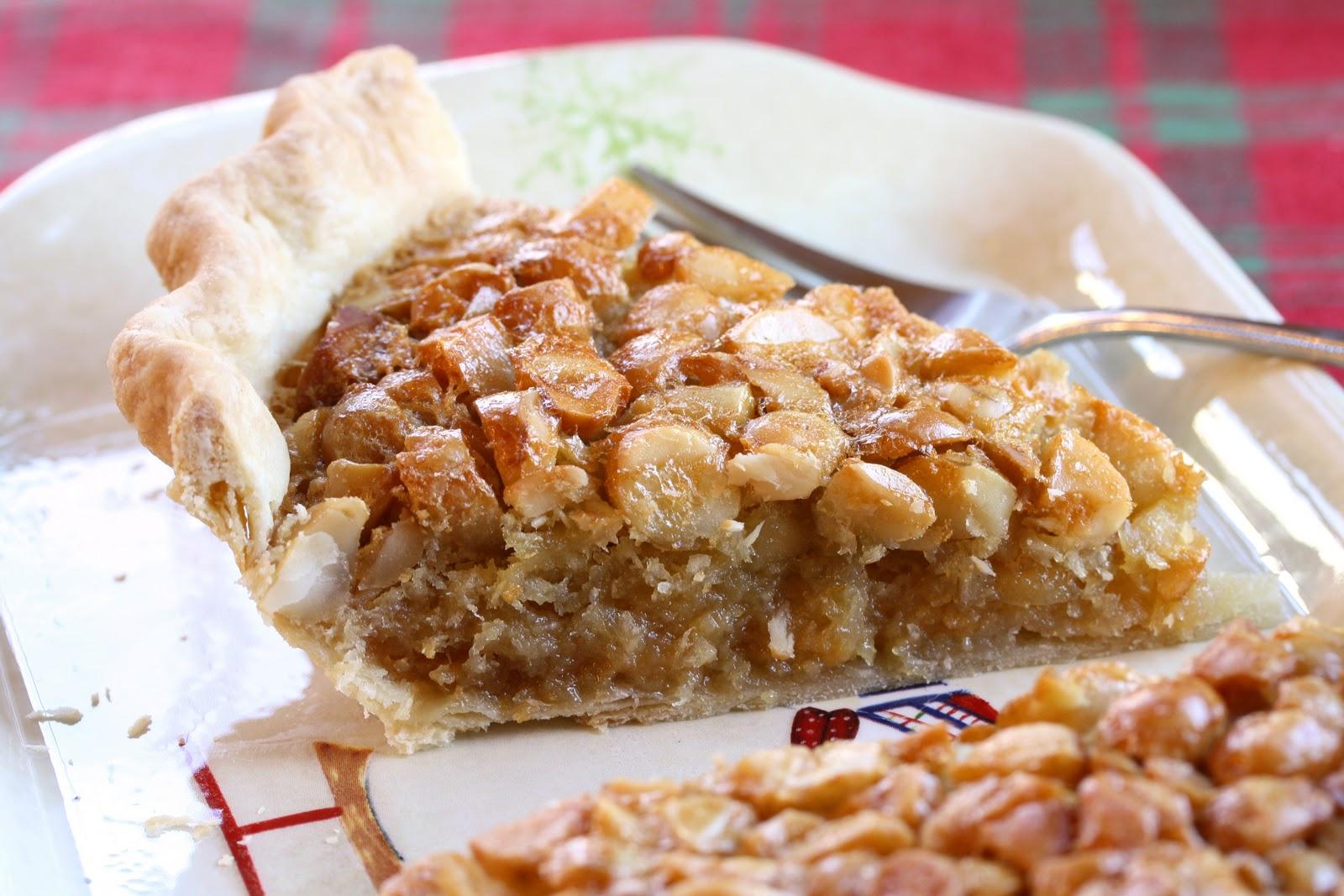 No. 50 - Coconut-Macadamia Nut Pie - Saving Room for Dessert