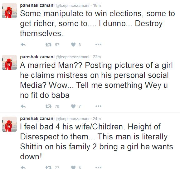 Ice Prince Comes For Married Man Who Claims He is Dating His Girl     The Herald Nigeria See tweets below