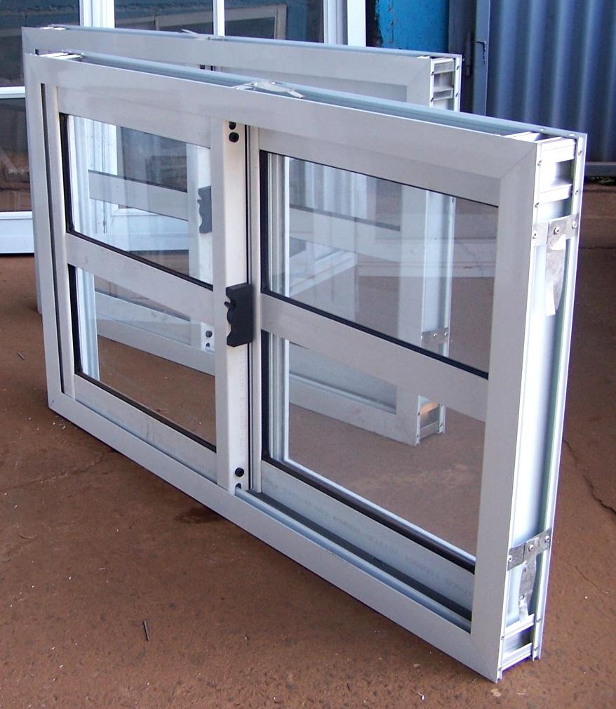 Puertas De Aluminio Blanco Para Baño:Ventanas De Aluminio
