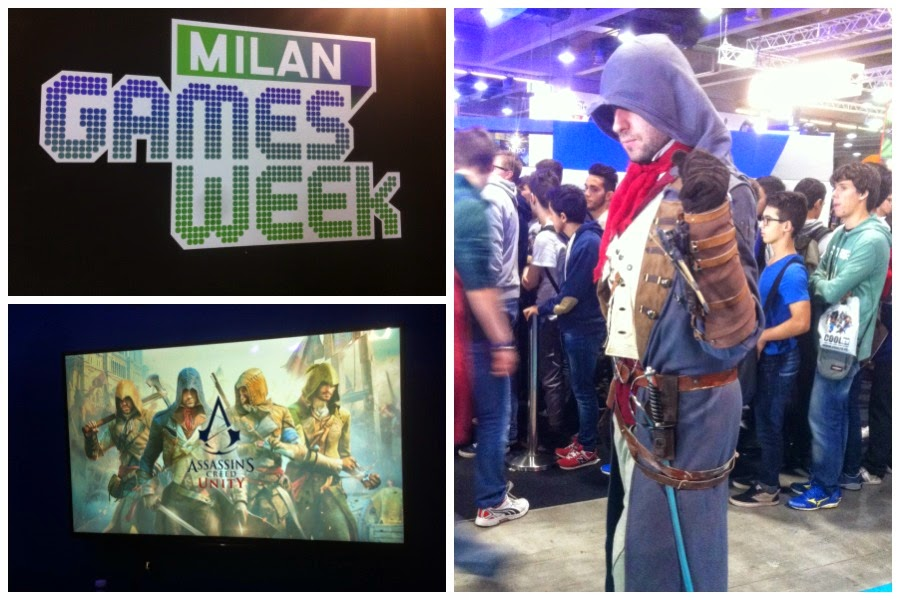 games week, assassin's creed unity, arno