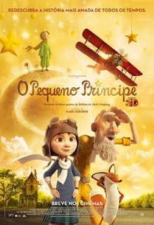 filme O Pequeno Principe