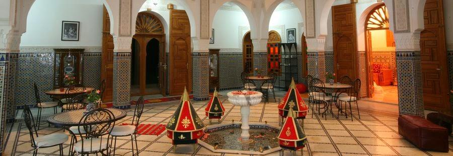 Maisons d'hôte à Marrakech