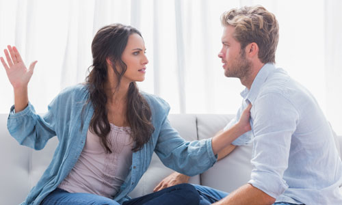 5 Signs Your Girlfriend is Emotionally Unstable,man woman girl fighting relation hit