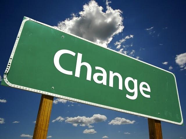 Hijrah : Perubahan itu Pasti
