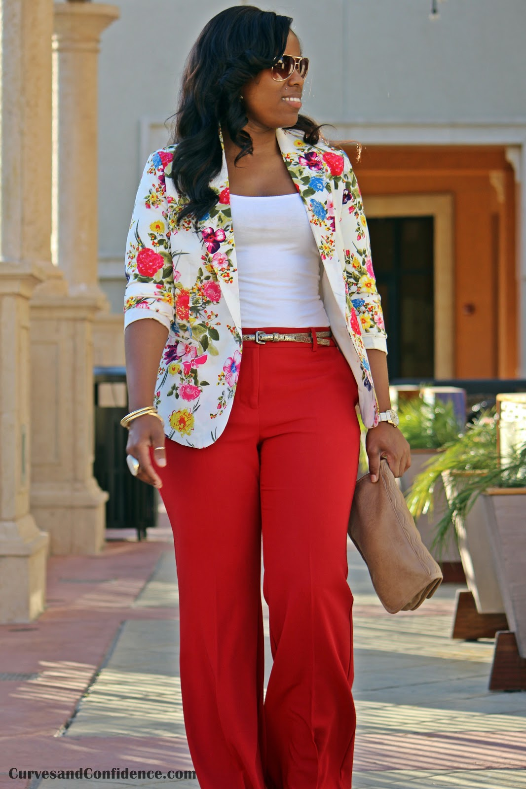 Cool  Red Pants Pins  Red Pants Outfit Red Jeans Outfit And Blazer Outfits