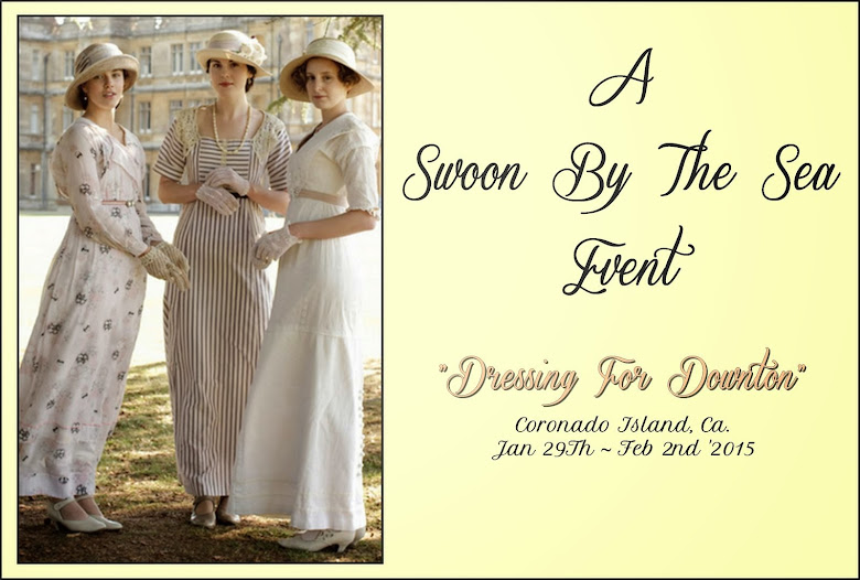 Dressing For Downton