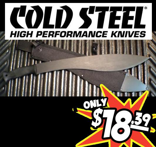 Cold Steel Magnum Kukri