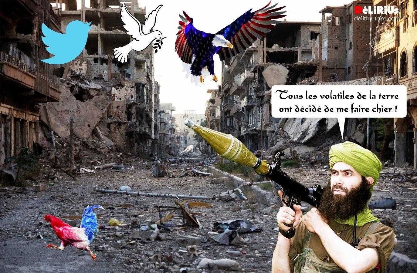 L'Etat islamique menace Twitter