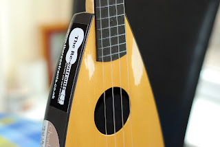 Fluke ukulele soundboard wear