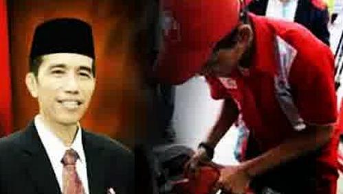 Presiden Jokowi Pastikan Kenaikan Harga BBM