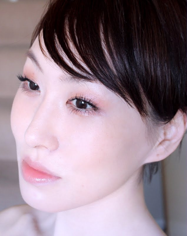 Etude House Play 15 Pencil, Rouge Bunny Rouge Goldcombe Bay powder bronzer, Addiction Pastel Love gloss