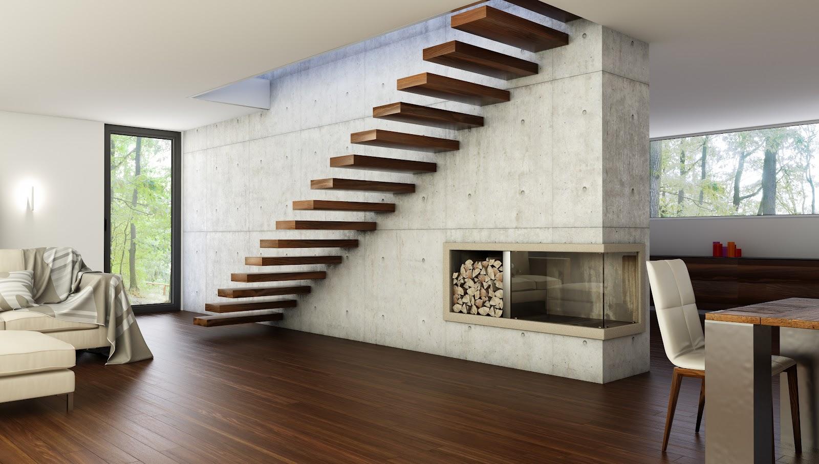 Interbau srl treppen wie for Modelos de escaleras internas para casas