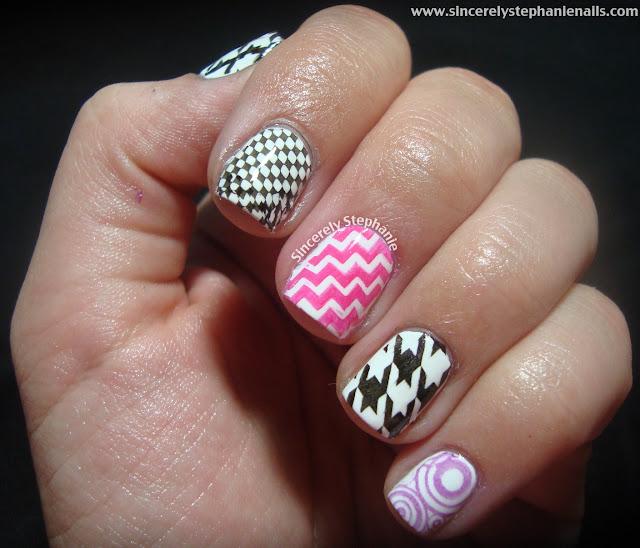 geometric stamping