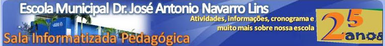 Sala Informatizada Pedagógica EMNL