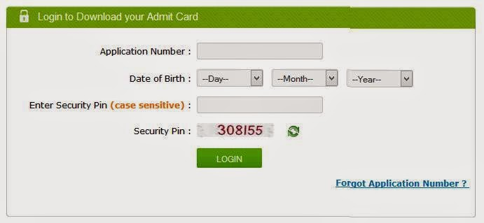 JEE Main 2015 Admit Card Download