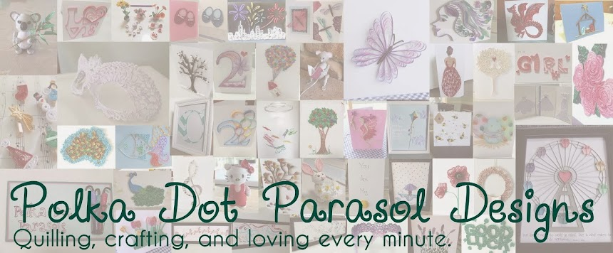 Polka Dot Parasol Designs