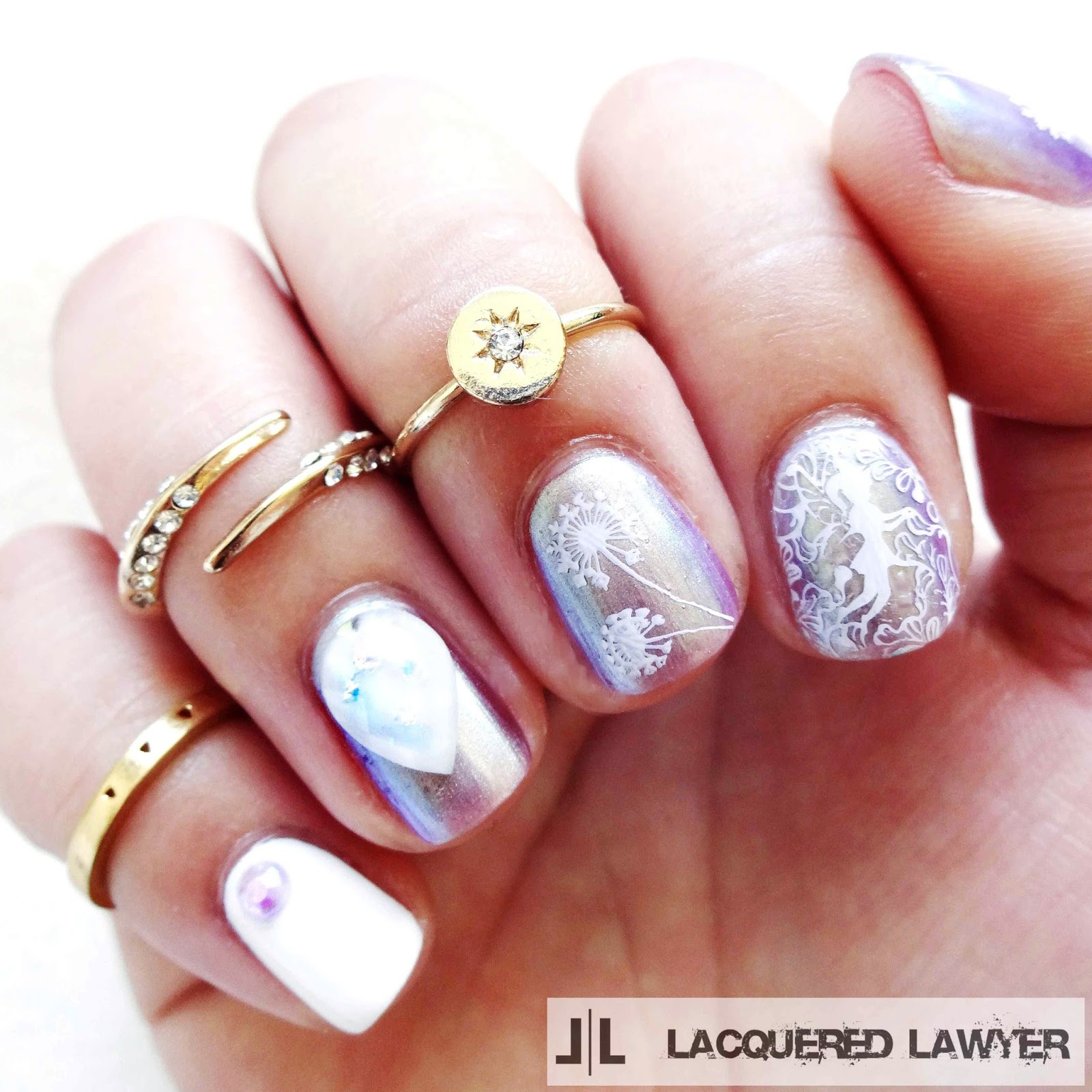 Lacquered Lawyer | Nail Art Blog: May 2015