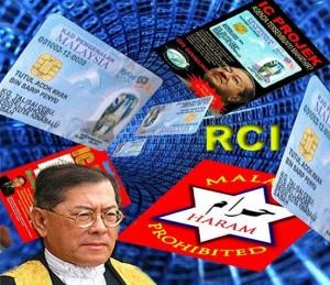 Bekas Pengarah Jabatan Pendaftaran Negara Sabah, Ramli Kamaruddin, pengundi hantu