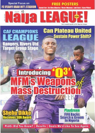 Naija League Magazine