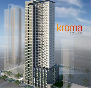 Kroma Tower Makati Perspective