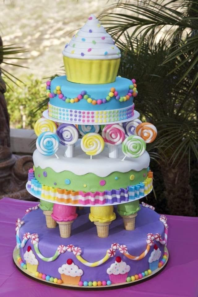 Sweet Treat Cake