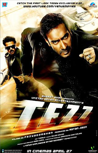 Tezz  2012  Movie