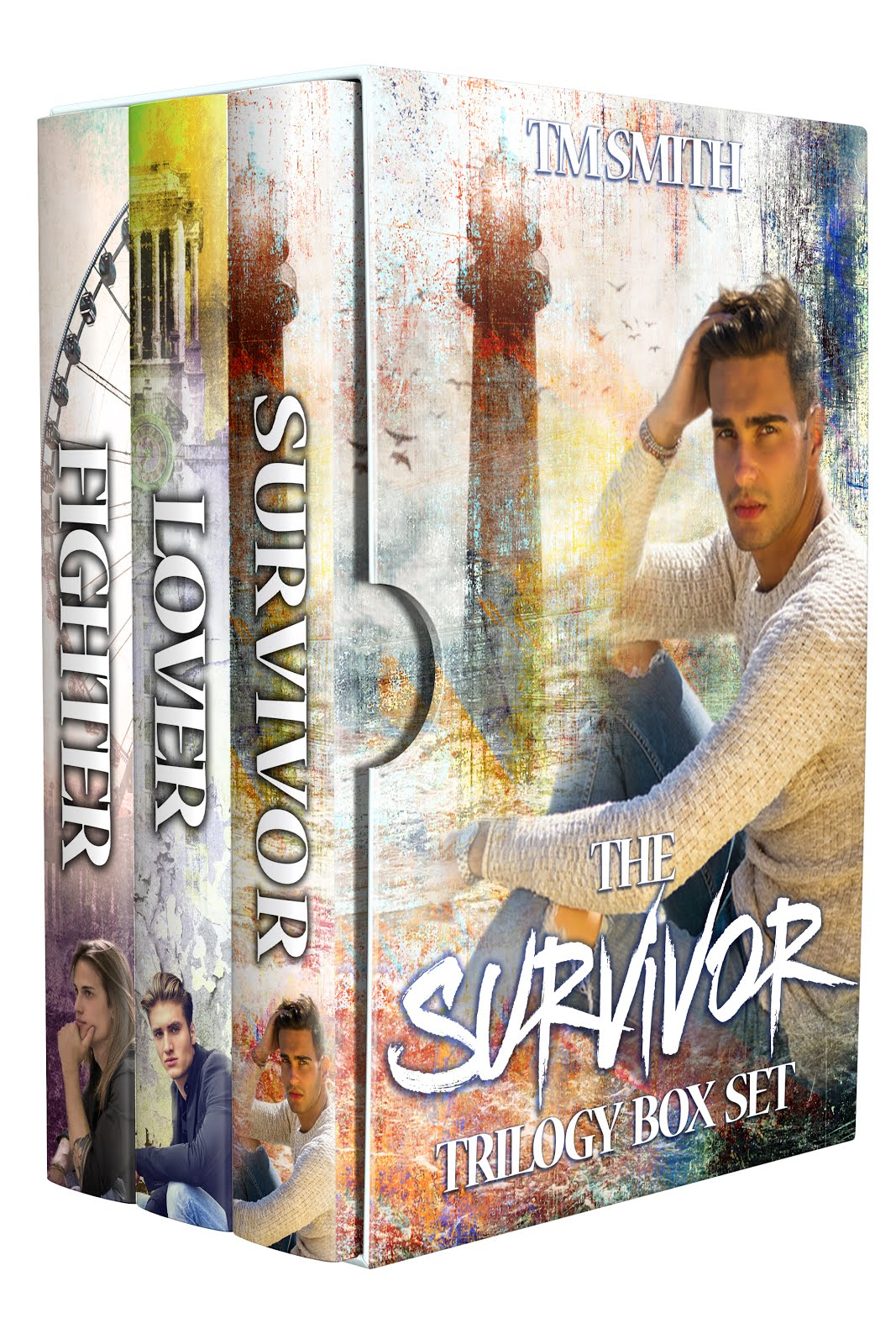 Survivor trilogy box set Free with Kindle Unlimited.