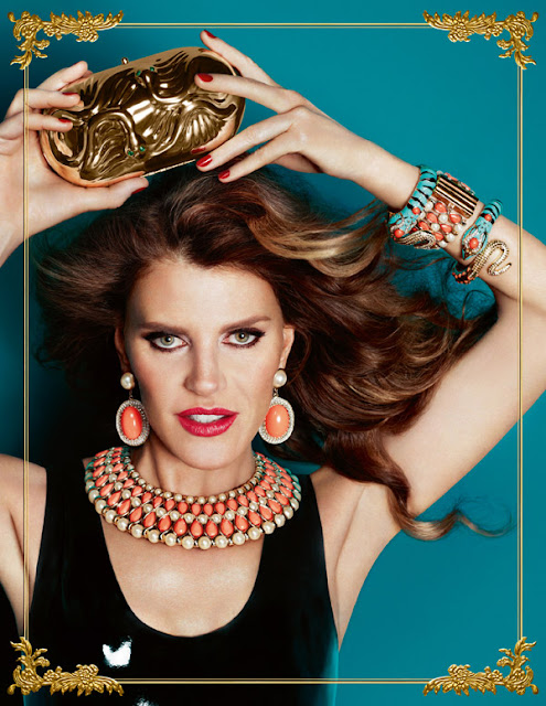 Anna dello Russo for H&M items with prices sneak peek