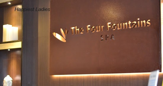 The Four Fountains De- Stress Spa