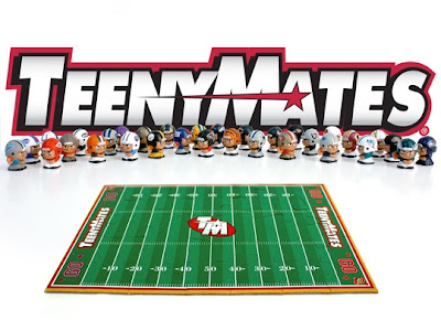 NFL TeenyMates Blind Bag Mini Figures by Party Animal Toys