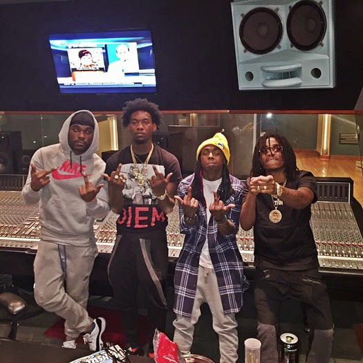 Lil Wayne ft. Migos – Amazing Amy