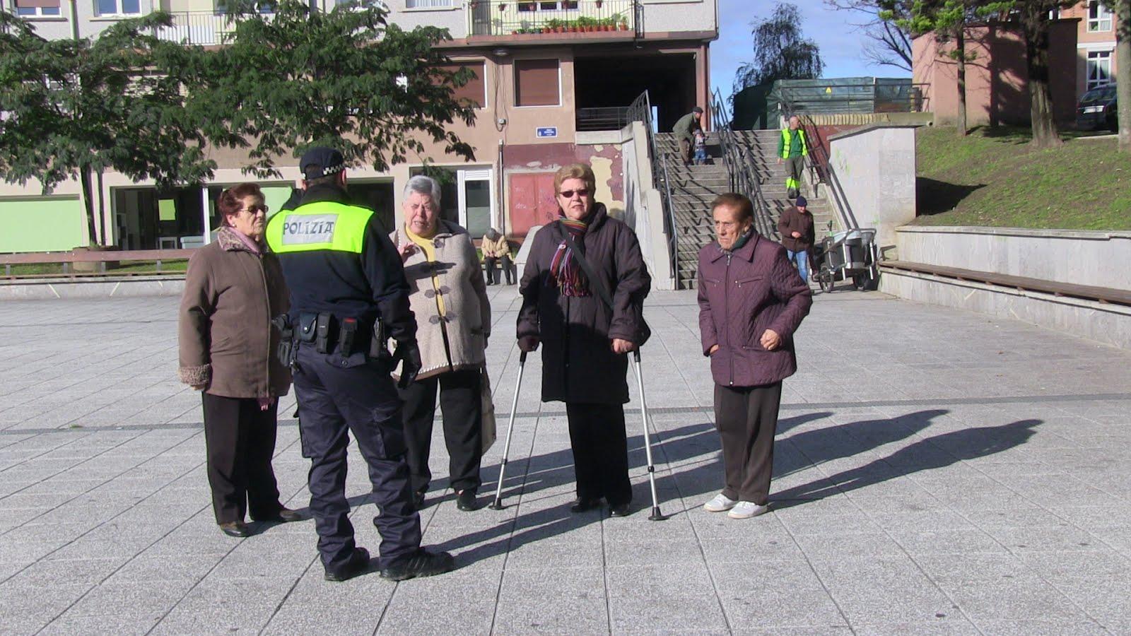 El Ayuntamiento de Errenteria se ratifica en el objetivo de mejorar la seguridad ciudadana