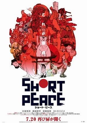 Short Peace: Gambo - Vietsub