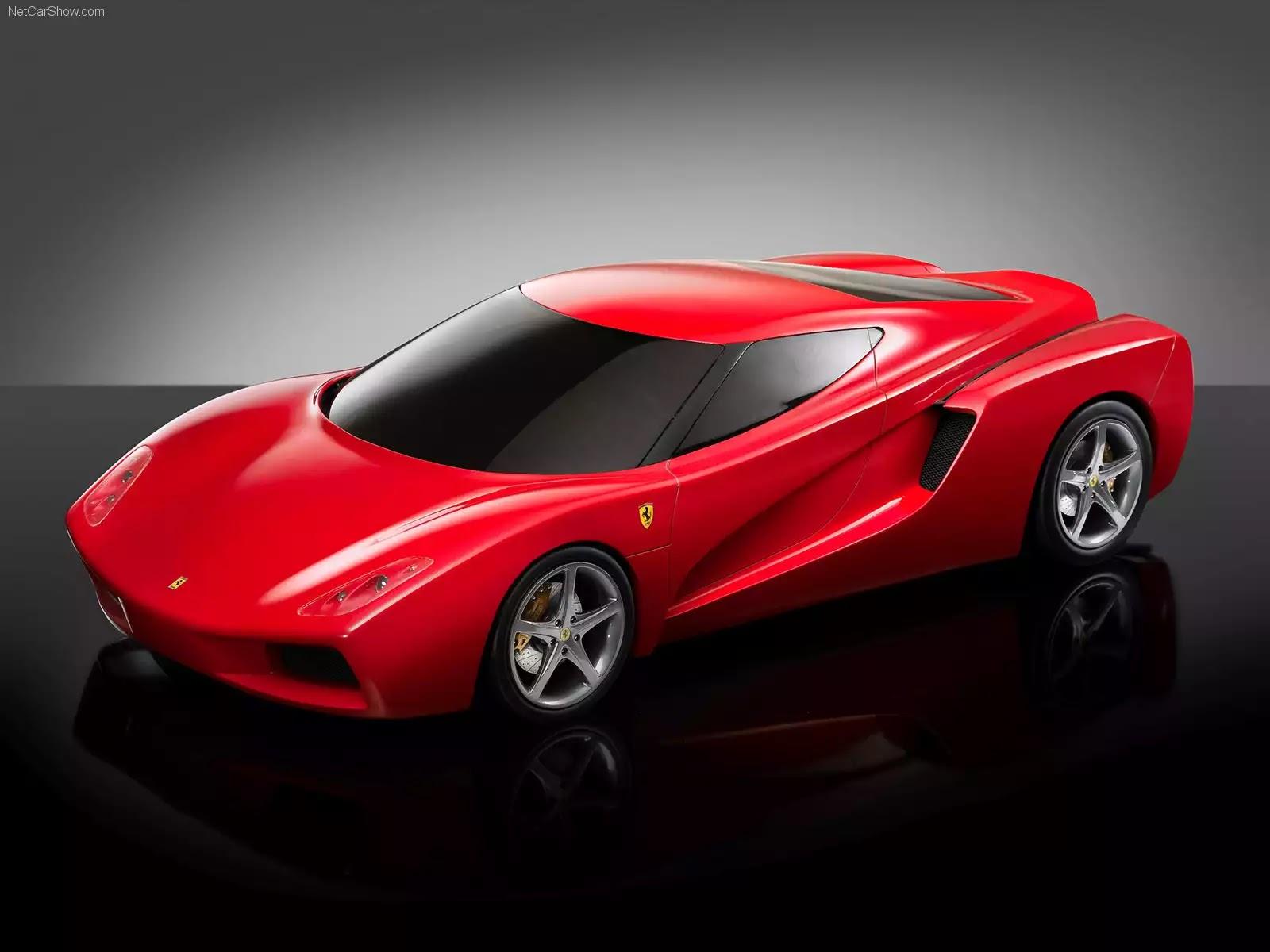 Hình ảnh siêu xe Ferrari Design Competition 2005 & nội ngoại thất