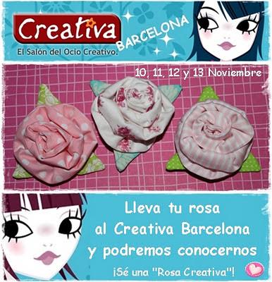 Rosa creativa *el baul de Esmeralda*