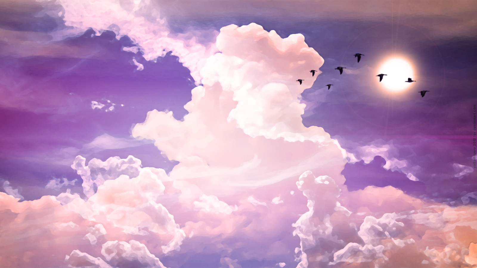 sky desktop wallpaper - photo #5