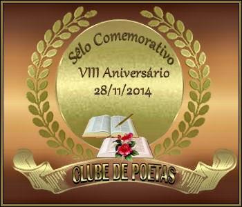 Sêlo Comemorativo VIII Aniversário