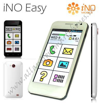 iNO One Easy My First Android 3G Dual Core Smartphone Images & Photos.