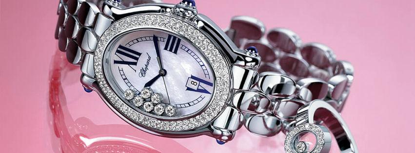 Chopard bayan kol saati kapak resimleri