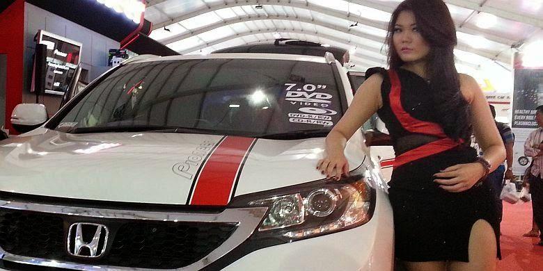 SPG Honda Brio IIMS 2014