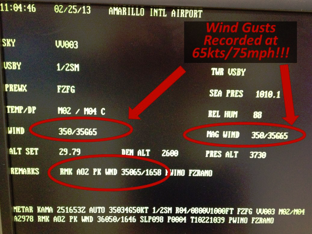 New mexico union county gladstone - 75 Mph Wind Gust Recorded At The Amarillo Nws Office During The Blizzard