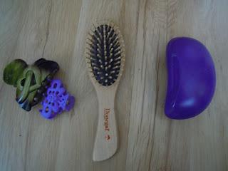 Akcesoria - czyli czym martretuje swoje włosy;)