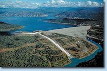 Lake and Dam