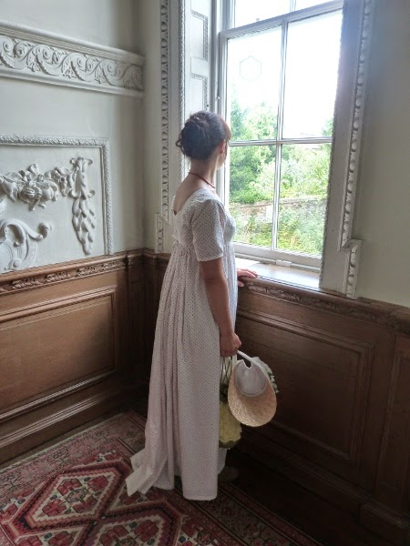 Eva s kleidertruhe in the footsteps of jane austen v for A v jennings home designs