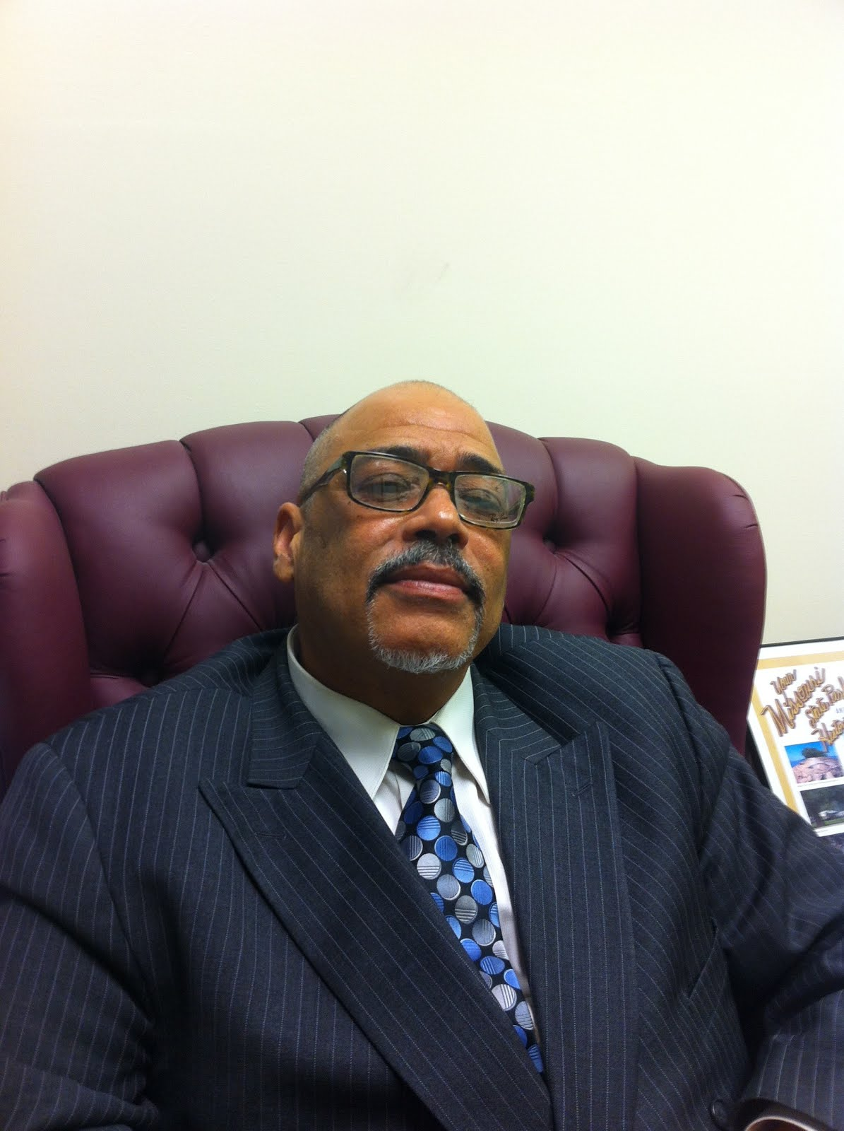 Attorney Eric E. Vickers Speaks.